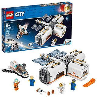 LEGO City Space Lunar Space Station (412 Pieces)