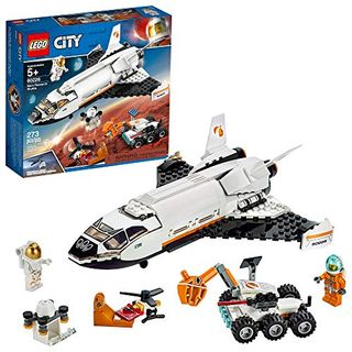 LEGO City Space Mars Research Shuttle (273 Pieces)