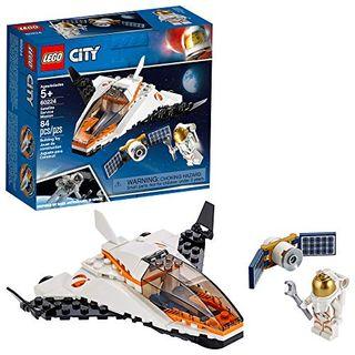 LEGO City Satellite Service Mission (84 Pieces)