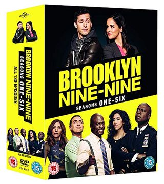 Brooklyn Nine Nine Season 1-6 [DVD] [2019]