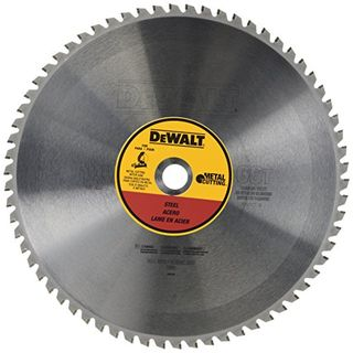 DEWALT 14-Inch Metal Cutting Blade