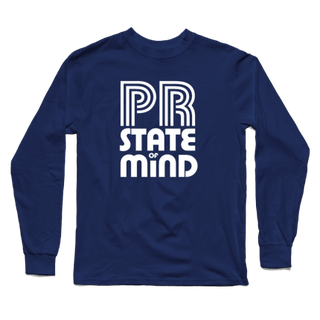 PR State of Mind Long Sleeve T-Shirt