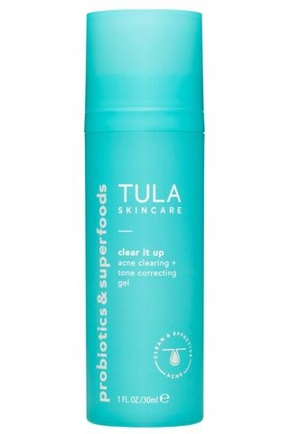Tula Skincare Acne Clear It Up Acne Clearing + Correcting Gel
