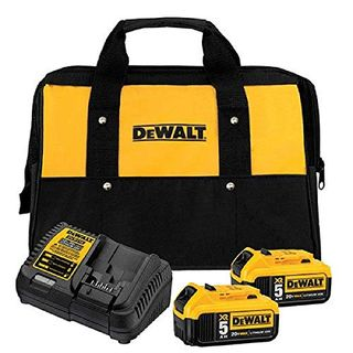 DEWALT 20V MAX Battery Starter Kit