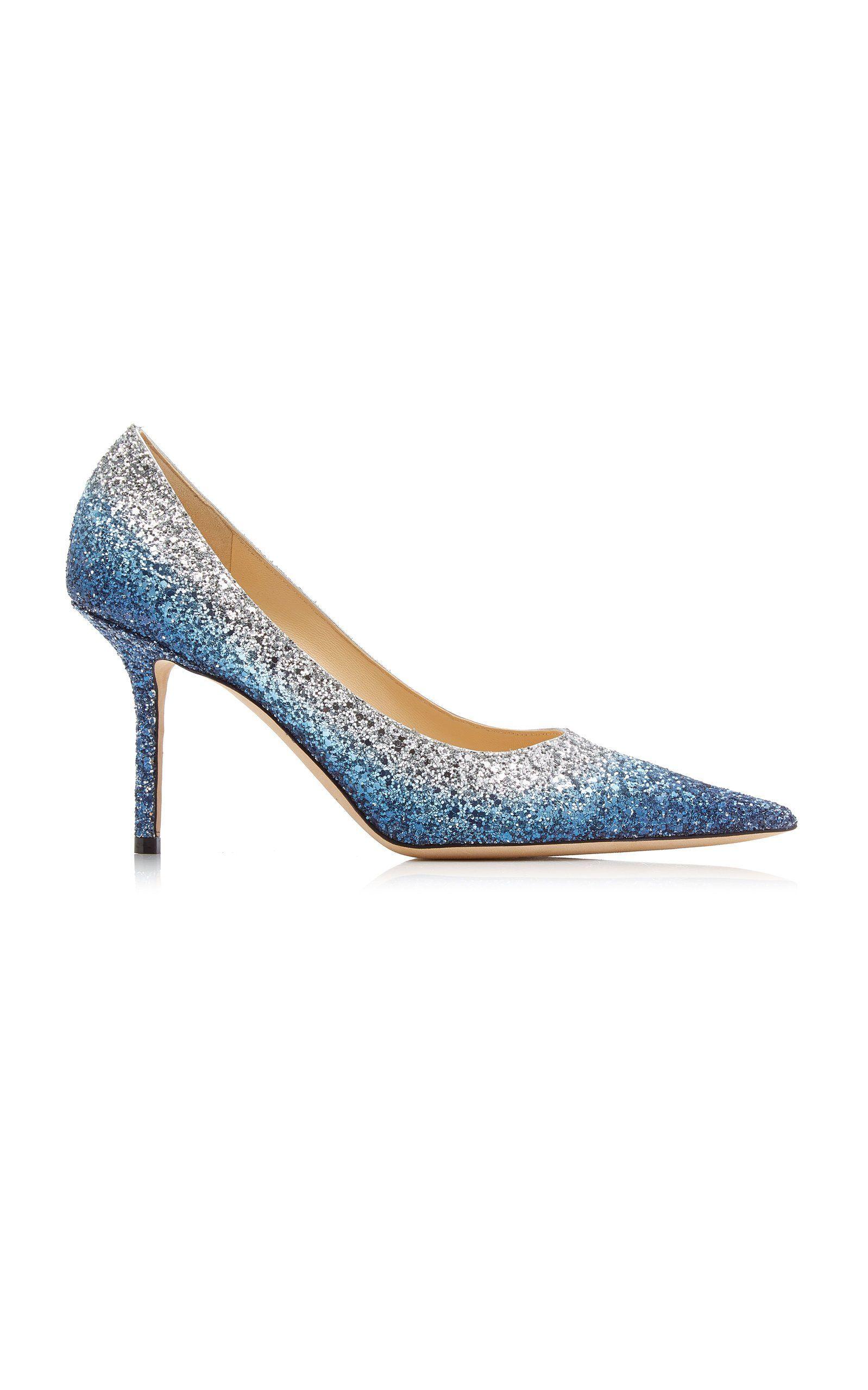23 Blue Wedding Shoes - The Best Blue