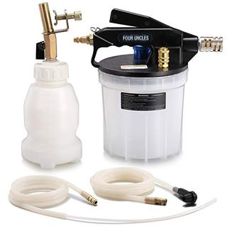 Two-liter Vacuum Brake Bleeder
