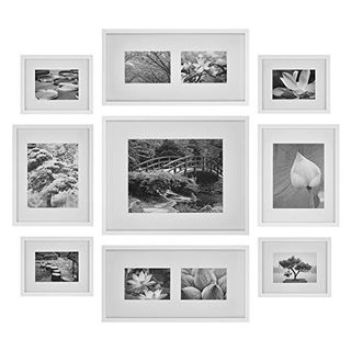 Gallery Wall Frame Set, 9 Piece