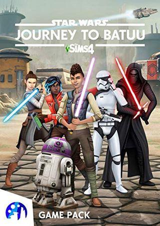 The Sims 4 Star Wars: Journey to Battu (Original Code)