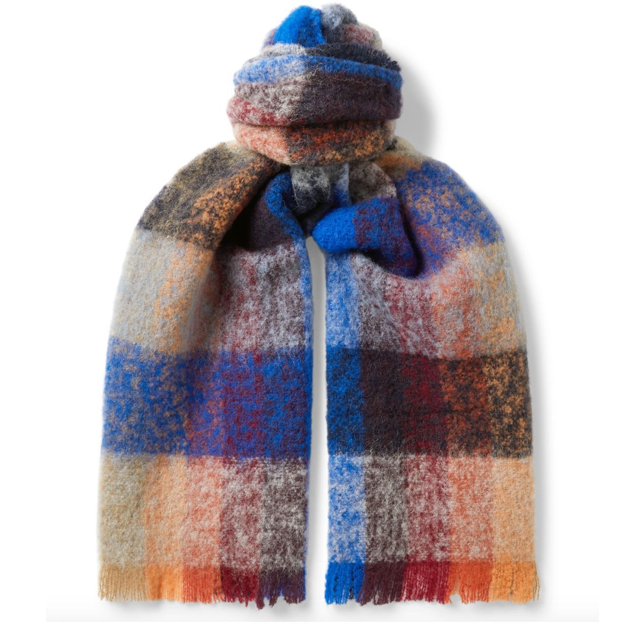 20 Best Men's Scarves for Fall and Winter 2021 - Unique Scarf Styles