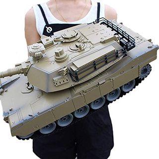Tanque RC a escala 1:18 Panzer de tigre alemán