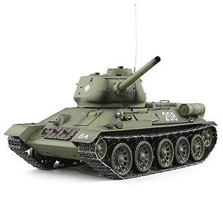 Mini tanque RC T34 soviético