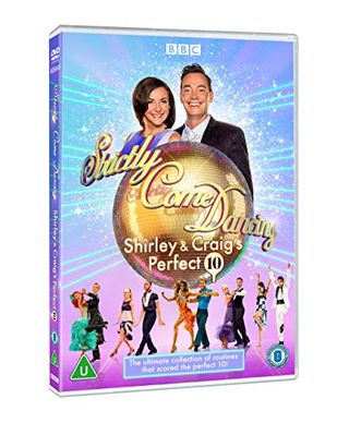 Strictly Come Dancing: Shirley and Craig's Perfect 10 [DVD]