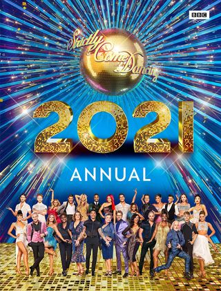 Official Strictly Come Dancing Annual 2021