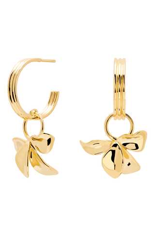Ivy Gold Earrings
