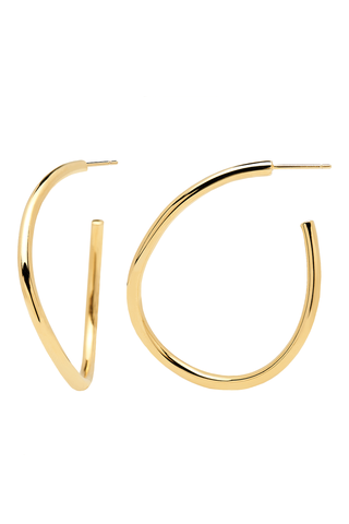 Yoko Gold Earrings