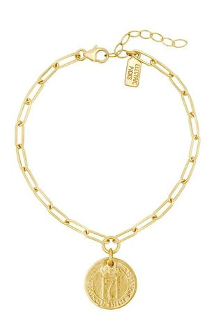 Relic Coin Bracelet