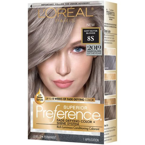 8 Best Gray Hair Dyes Of 2021 Temporary And Permanent Gray Hair Dye