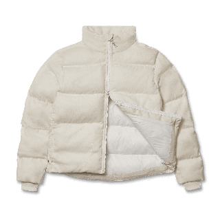 Women's Trino™ Puffer in Natural White