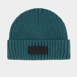 Чернильная синяя шапка Essential