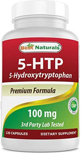 Best Naturals 5-HTP 100 mg 120 Capsules