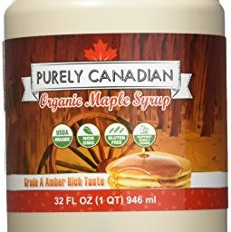 Purely Canadian Maple Syrup