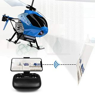 U12S Mini RC Helicopter with Camera