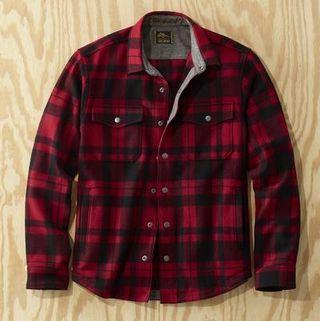 L.L.Bean x Todd Snyder Wool Blend Shirt Jacket