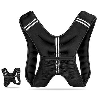 JBM Weighted Vest 12 or 20 lbs.