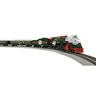 クリスマスエクスプレス鉄道模型