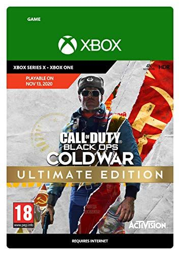 Call Of Duty Black Ops Cold War Ps4 Ps5 And Xbox Best Deals
