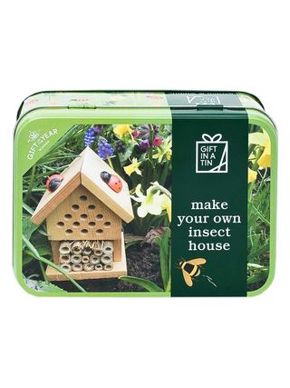 Apples to Pears Gift In a Tin Make Your Own Insect House Craft Kit