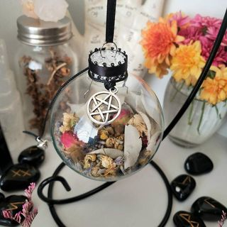 Witch Ball for Protection