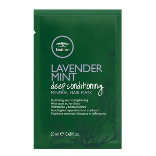 Tea Tree Lavender Mint Deep Conditioning Mineral Hair Mask