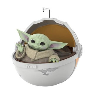 Your Christmas Tree Won't Be Complete Without This New Baby Yoda Ornament