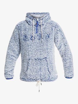 Pluma Sherpa Hooded Fleece