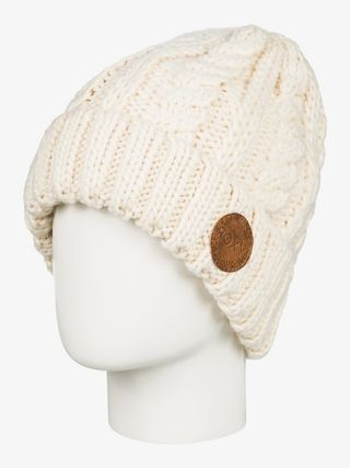 Tram Cable Knit Beanie
