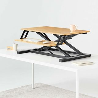 Fully Cooper Standing Desk Converter