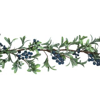 Blueberry Twig Garland