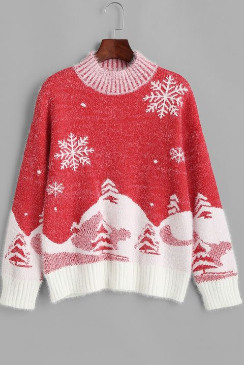 32 Cute Christmas Sweaters Pretty And Stylish Holiday Sweaters