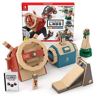 Nintendo Labs: Vehicle Kit (Nintendo Switch)