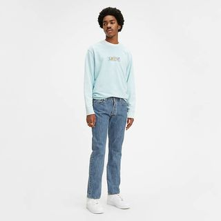 Levi's 501 Original Fit Men's Jeans