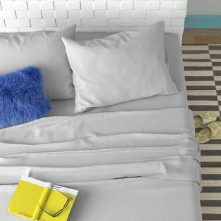 Wayfair Basics Cotton Flannel Sheet Set