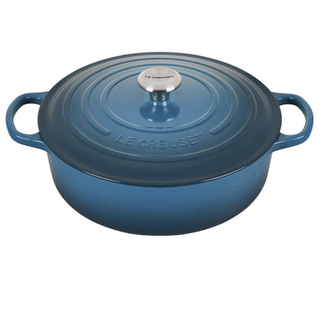 Le Creuset Round Wide Dutch Oven
