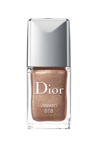 Dior Vernis Gel Shine & Long Wear Nail Lacquer in Vibrato