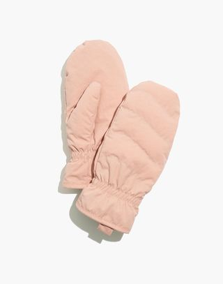 Madewell x Buffy® Mittens