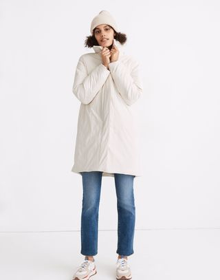 Madewell x Buffy® Puffer Coat