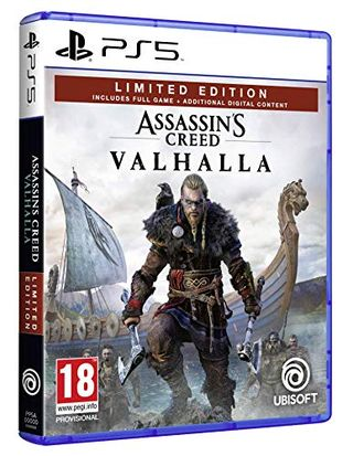 Assassin's Creed Valhalla: Amazon Limited Edition (PS5)