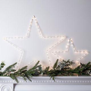 Osby Star Window Light Bundle