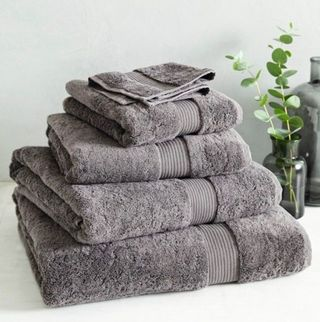 Luxury Egyptian Cotton Towels, from £4.00