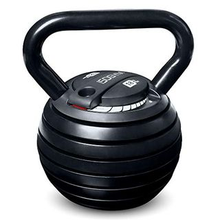 Adjustable Kettlebell with 7+ Weights